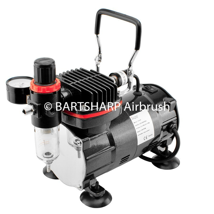 BARTSHARP Airbrush Compressor TC802