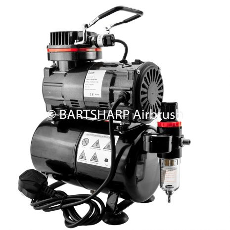BARTSHARP Airbrush Compressor TC80T