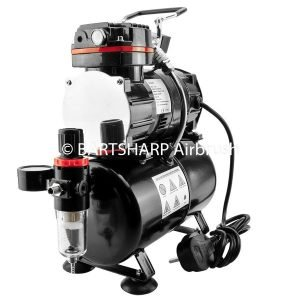 BARTSHARP Airbrush Compressor TC88T