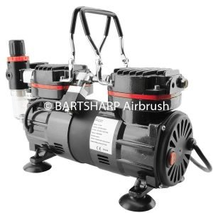 BARTSHARP Airbrush Compressor TC90