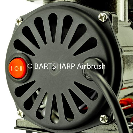 BARTSHARP Airbrush Compressor TC90T