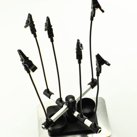 BARTSHARP Airbrush Model Holder