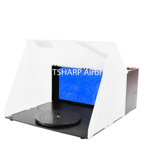 BARTSHARP Airbrush Spray Booth DC