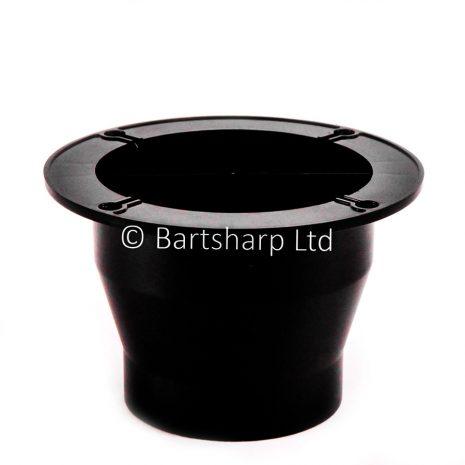 BARTSHARP Airbrush Spray Booth Exhaust Kit