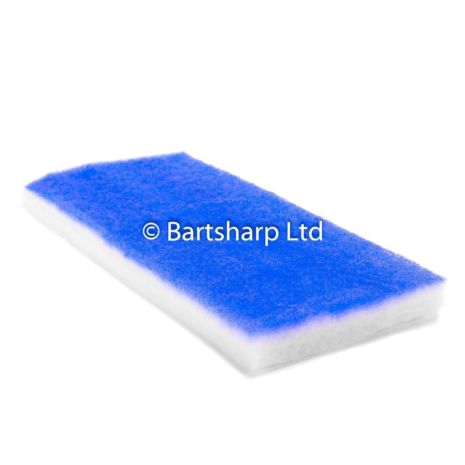 BARTSHARP Airbrush Spray Booth Replacement Filter