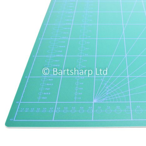 BARTSHARP Airbrush A2 Cutting Mat