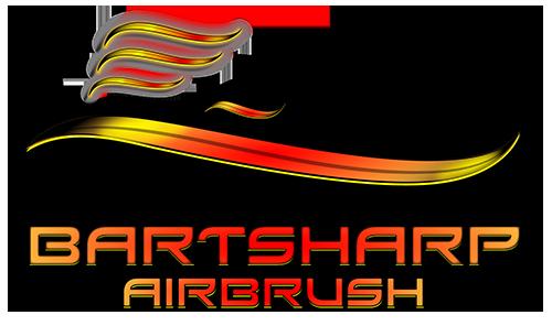 BARTSHASRP AIRBRUSH