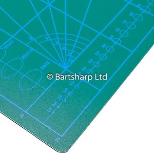 BARTSHARP Airbrush A3 Cutting Mat