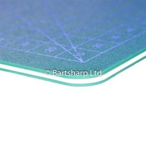 BARTSHARP Airbrush A5 Cutting Mat