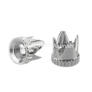 BARTSHARP Airbrush Needle Cap 180 Style