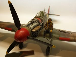 Airfix 148 English Electric Lightening Chrisandalexmodelling Using Bartsharp 130, 134 and 180 Airbrush