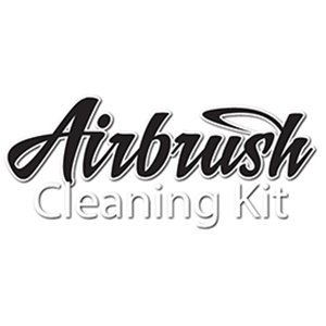 BARTSHARP Airbrush Iwata Cleaning Kit 9