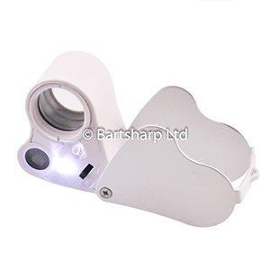 BARTSHARP Airbrush Jewellery Loupe 2 Lens