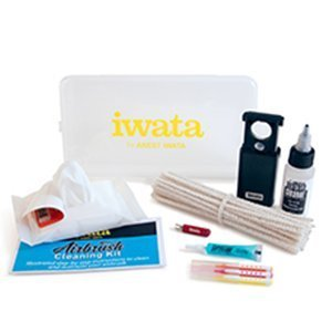 BARTSHARP Airbrush Iwata Cleaning Kit