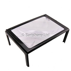 BARTSHARP Airbrush Magnification Table