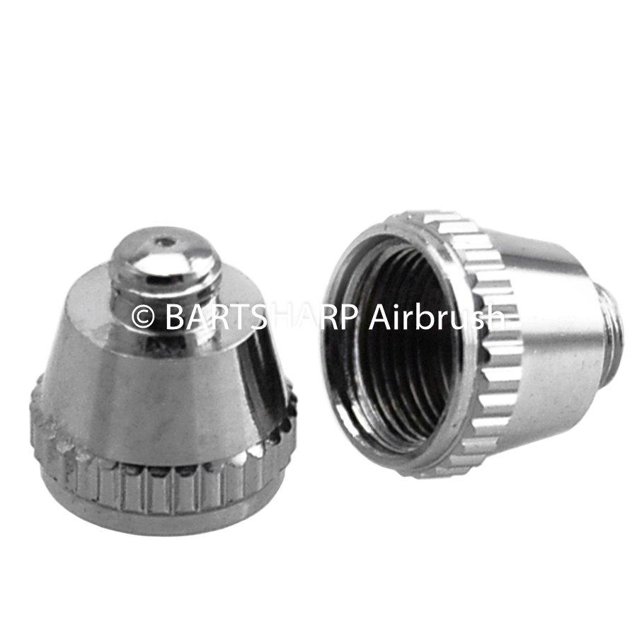 BARTSHARP Airbrush Nozzle Cap