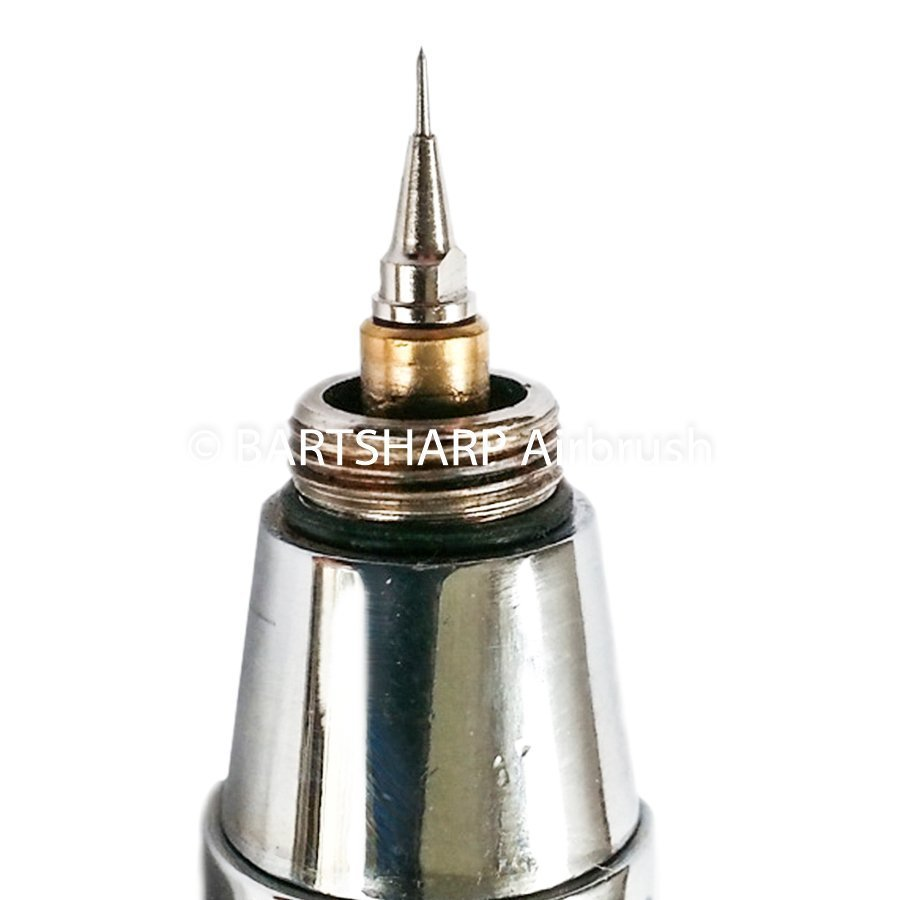 BARTSHARP Airbrush Nozzle Within Aibrush