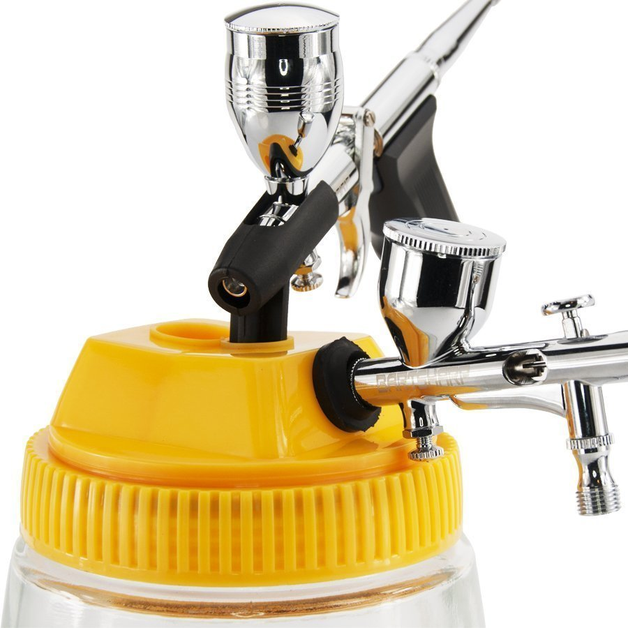 BARTSHARP Airbrush Cleaning Pot