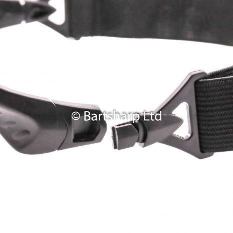 BARTSHARP Airbrush Magnification Glasses 9892B Head Magnification With Headband-8