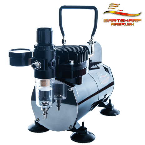Airbrush Compressor With Tank Electric Fan Airbrush Compressor Kit