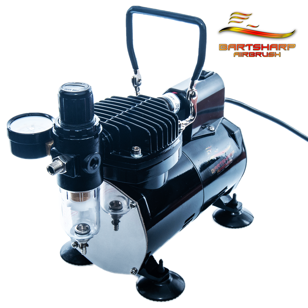Airbrush Compressors For Airbrushing